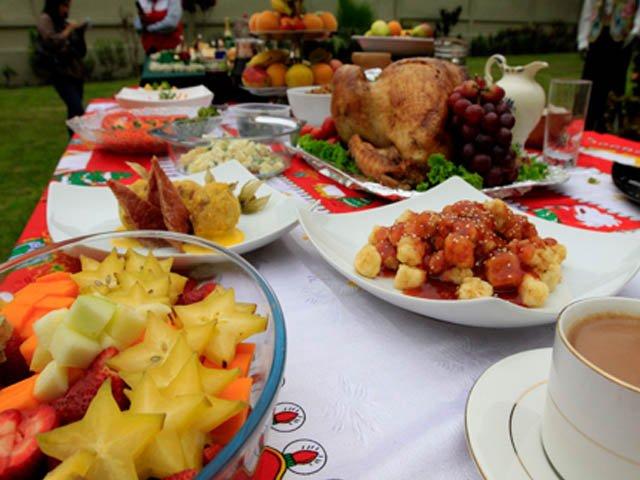 por qu incluir alimentos con quinua en la cena navidea