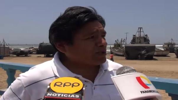 Denuncian pesca ilegal en puerto lambayecano.