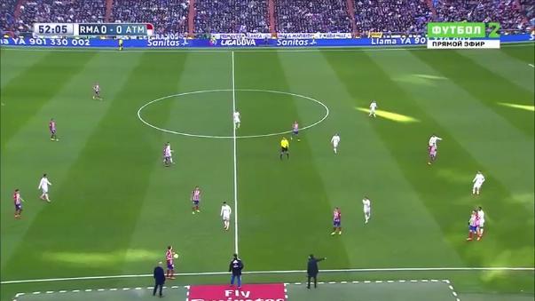 Resumen del triunfo del Atlético sobre Real Madrid.