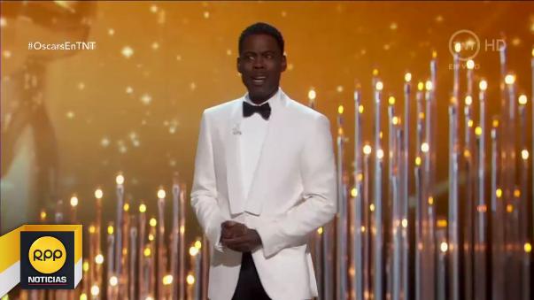 Chris Rock en los Premios Oscar