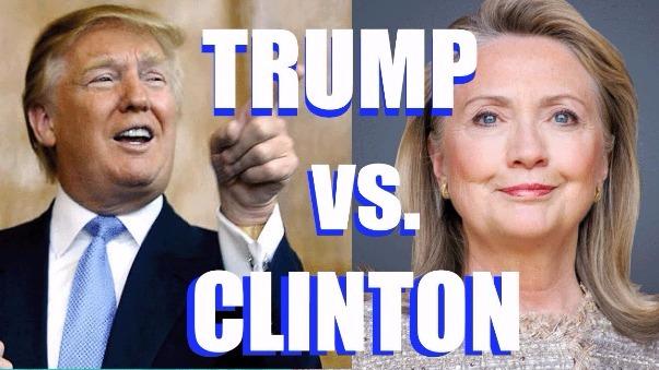 Resultado de imagen para Creo que si gana Clinton, será con trampa. Si la elección es legal, ganará Trump.