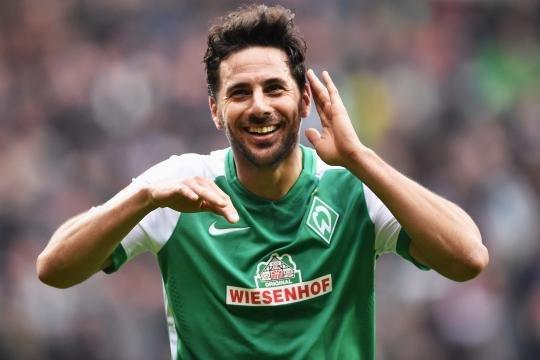 Werder Bremen empató 1-1 ante Mainz.