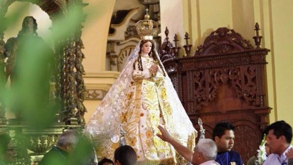 Expresión popular de la Virgen María