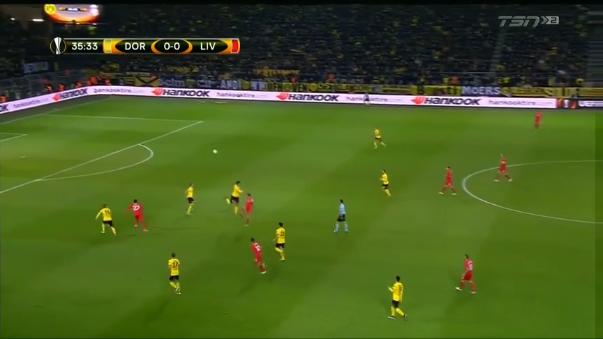Borussia Dortmund vs. Liverpool