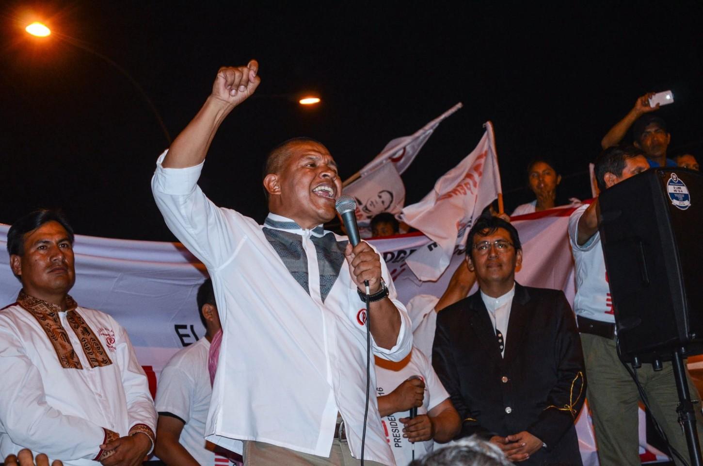Miguel HIlario afirma que uno de los principales problemas del Perú es la falta de planificación y por eso propone un ministerio de planeamiento estratégico.
