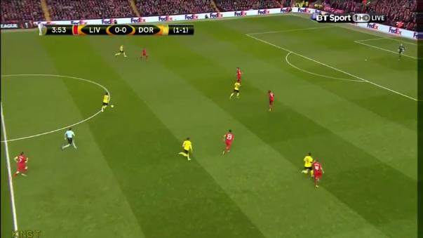 Liverpool ganó con mucho susto.
