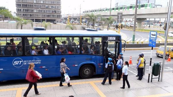 El consorcio ECOExpress trabajaba con una flota de 90 vehículos.