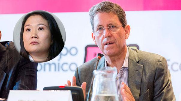 Economista criticó a Keiko Fujimori de