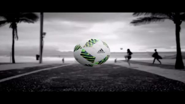 Este es el balón de los torneos de fútbol de los Juegos Olímpicos Río 2016.