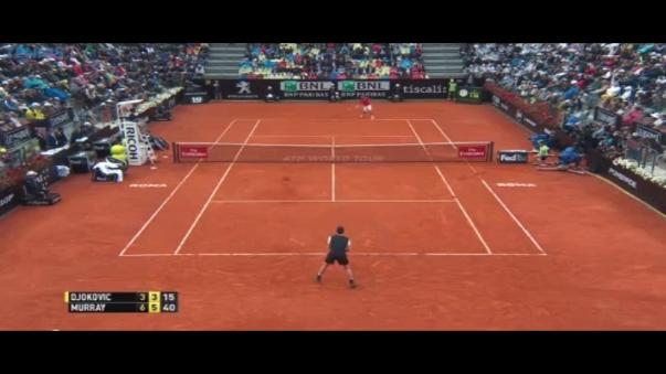 El británico Andy Murray desde el lunes será número 2 del ranking ATP.