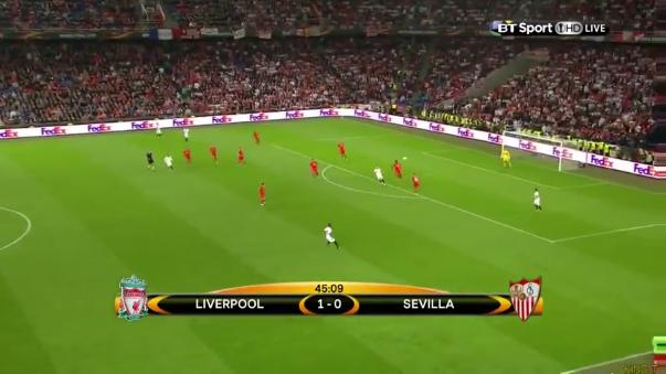 Sevilla logró la quinta Europa League en su historia.
