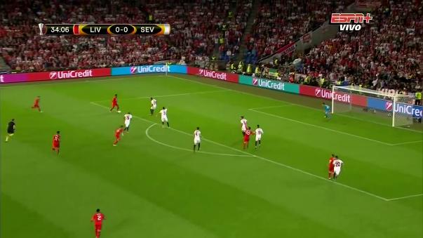 Resumen del Sevilla 3-1 Liverpool.