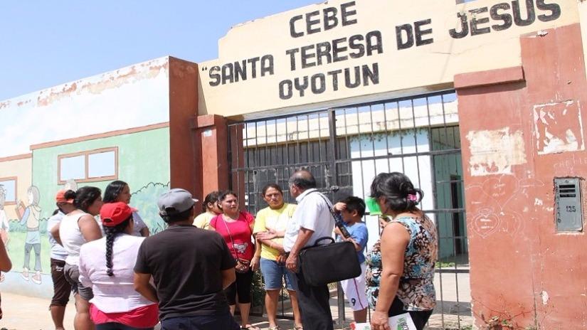 Niños de Colegio de educación especial de Oyotún aún no han ... - RPP Noticias