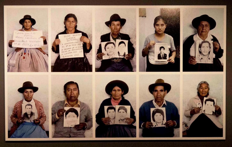 Resultado de imagen para ley de busqueda de personas desaparecidas peru