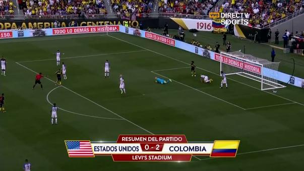 Colombia será el rival de Perú.