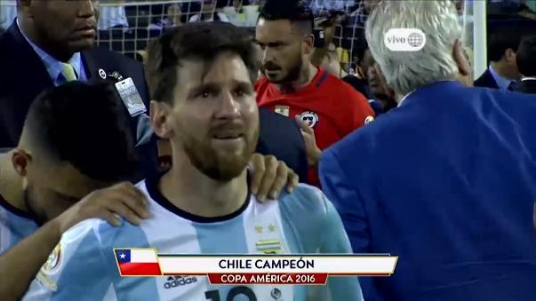 Pobre Messi