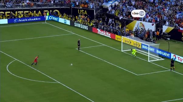 Revive aquí la tanda de penales entre Chile y Argentina. Triunfo fue la para Roja por 4-2.