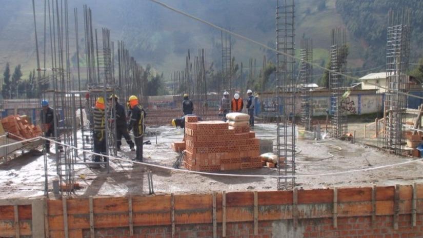 Minedu financia construcción de modernos colegios en Oyotún ... - RPP Noticias
