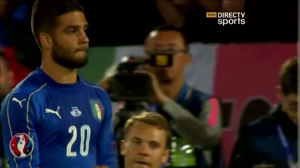 Revive aquí la tanda de penales entre Alemania e Italia (6-5).