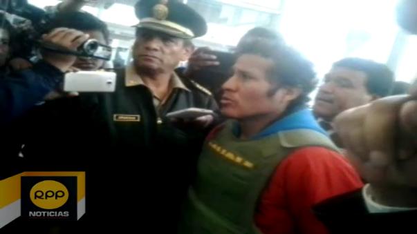 Marco Andrés Vásquez Julca, fue trasladado al complejo fronterizo de Santa Rosa.