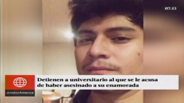 El universitario fue denunciado por intento de violación en febrero de 2016.