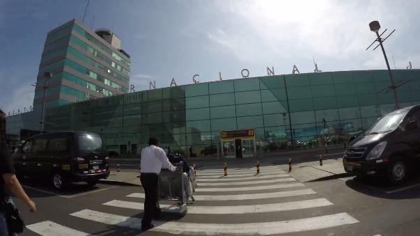 Más de 17 millones de pasajeros transitaron por el Aeropuerto Internacional Jorge Chávez en 2016.
