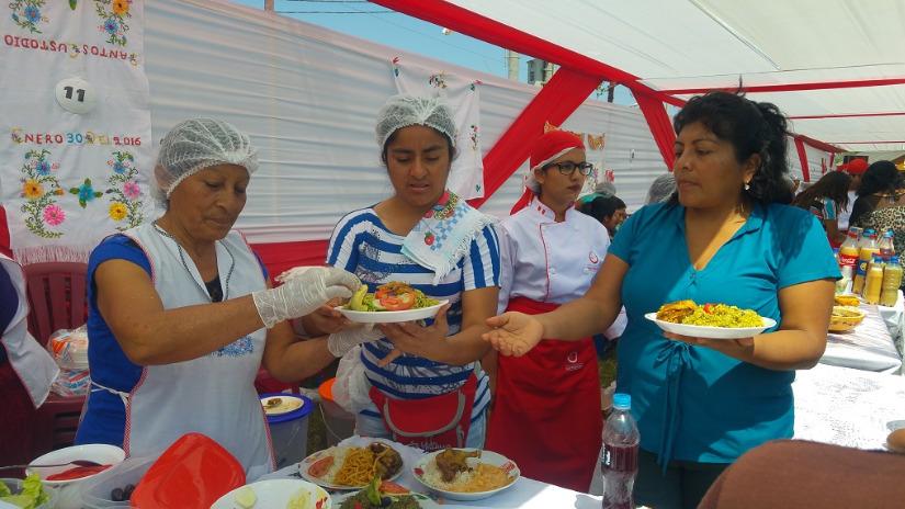 Ocho mil platos a base de pato degustados en Festival de Callanca - RPP Noticias