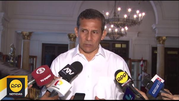 """""""En el Perú hay un déficit de sentido de respeto a la autoridad, como respeto al Estado, de respeto a todo lo que son valores, y tenemos que recuperarlo. Era casi un deporte nacional agredir a un policía, particularmente a mujeres policías"""", dijo el ahora expresidente Ollanta Humala el pasado 24 de diciembre en alusión al caso de Silvana Buscaglia."""