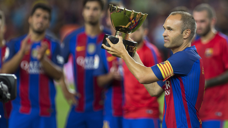 Barcelona enfrentará al Sevilla por la Supercopa de España, el próximo 14 de agosto en el Estadio Ramón Sánchez Pizjuán.