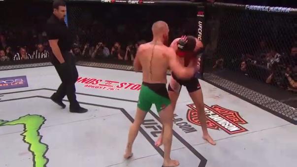 Revive aquí los mejores momentos del combate entre Conor McGregor y Nate Diaz.