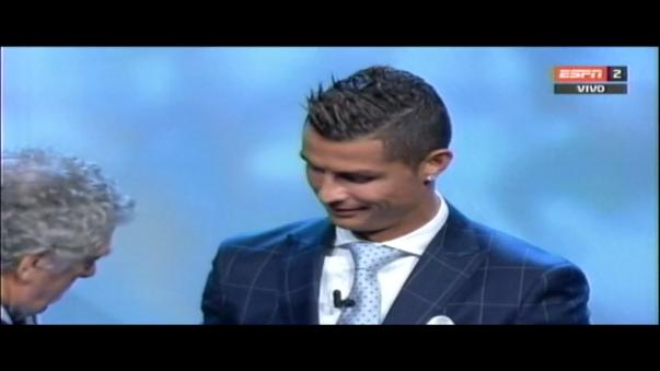 Cristiano Ronaldo ganó la Eurcopa 2016 con Portugal.