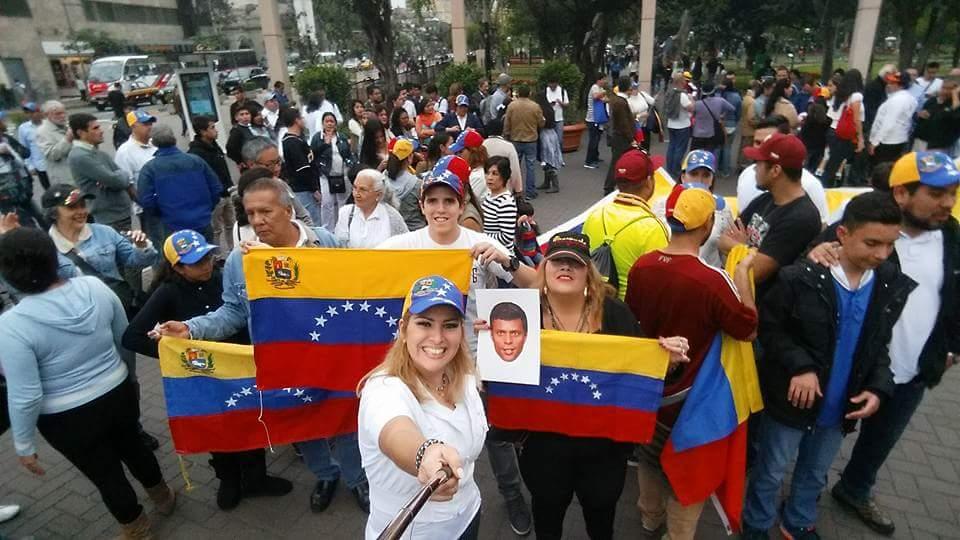 La población venezolana en el Perú se estima en 15 mil personas.