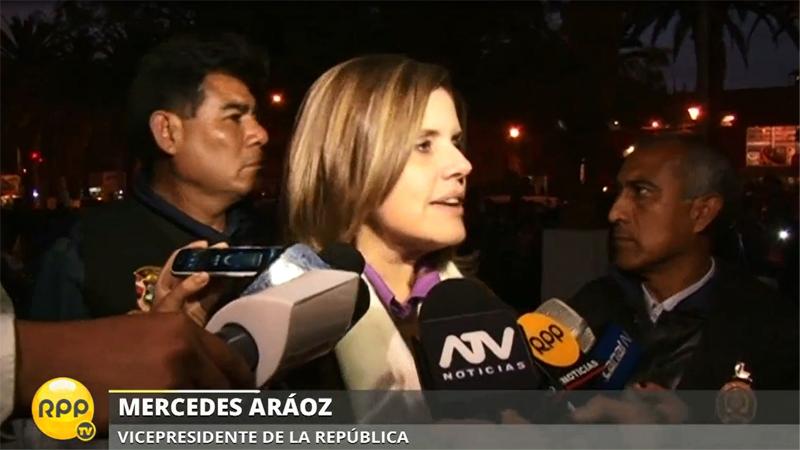 Mercedes Aráoz dijo que la píldora del día siguiente se repartirá de manera gratuita