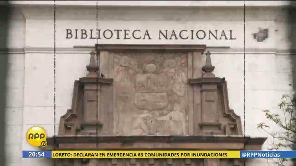 Biblioteca Nacional cumple 195 años