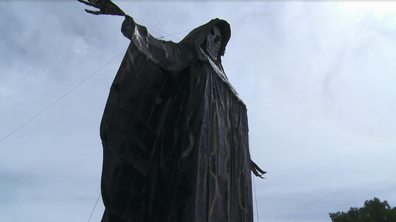 La Santa Muerte tiene varios lugares de devoción en México.