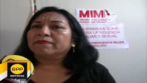 Casos de violencia contra la mujer siguen en aumento en la región Lambayeque