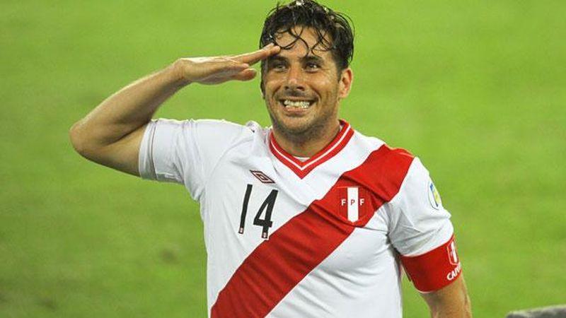 Ricardo Gareca no contó con Claudio Pizarro para esta fecha doble de Eliminatorias.