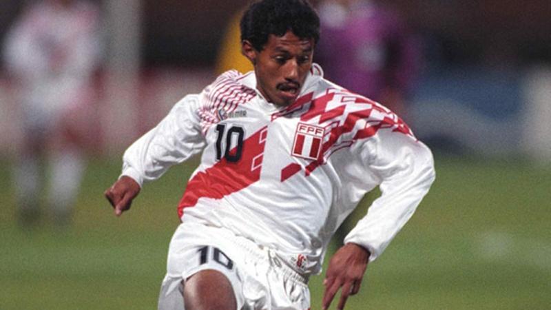 Roberto Palacios se retiró del fútbol profesional en el año 2012 vistiendo la camiseta de Sporting Cristal.