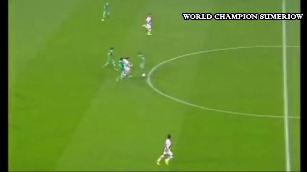 Gran jugada de Benavente en duelo en Lima ante Bolivia por Eliminatorias a Brasil 2014.
