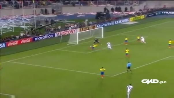 Aquel encuentro entre Perú y Ecuador lo ganó la Bicolor con gol de Claudio Pizarro