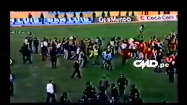 Un 6 de septiembre de 1981, Perú empató a cero con Uruguay en el Estadio Nacional de Lima. Esto le valió la clasificación a su último mundial.