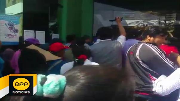 Ica: vecinos de Los Aquijes exigen habilitación urbana en su sector - RPP Noticias