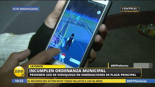 Jugadores de Pokémon Go no hicieron caso a ordenanza municipal.