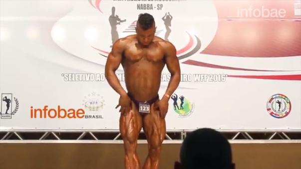 El brasileño Mateus Ferraz fue campeón nacional (en Sao Paulo) y a nivel internacional (Brasil) en el 2016.