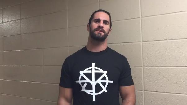 Este fue el mensaje de Seth Rollins para sus fans en Lima.