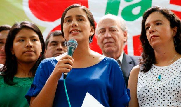 Aldo Mariátegui comentó sobre las mujeres de la izquierda a las que invitaría a cenar o almorzar.