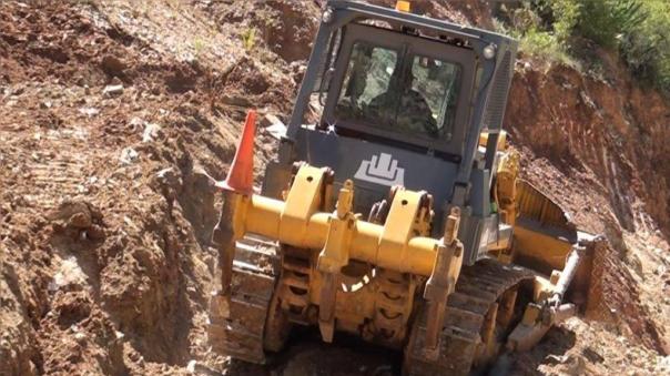 Tarma: reanudan obra en el tramo Acobamba - San Pedro de Cajas - RPP Noticias