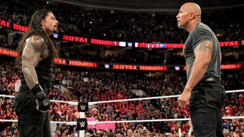 Roman Reigns ostenta actualmente el título de los Estados Unidos.