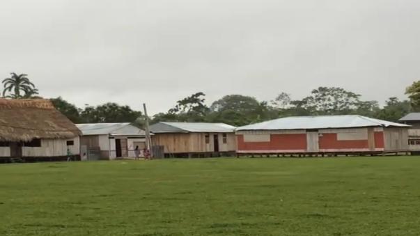 Saramurillo es una localidad que atraviesa muchos problemas entre ellos el déficit hídrico y de infraestructura educativa