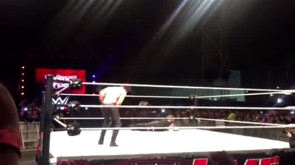 Seth Rollins demostró que es uno de los mejores de la WWE
